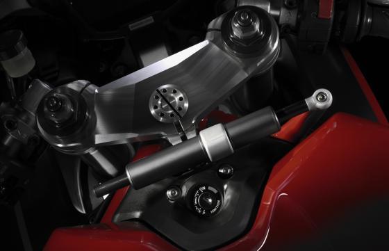Ducati 848 EVO- Pure Opwinding