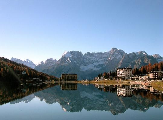 Mooie plekjes in Italië | Lago Misurina