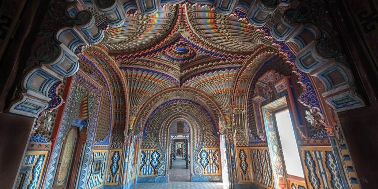 Vergeten schoonheid | Castello di Sammezzano, een sprookje uit 1001 nachten