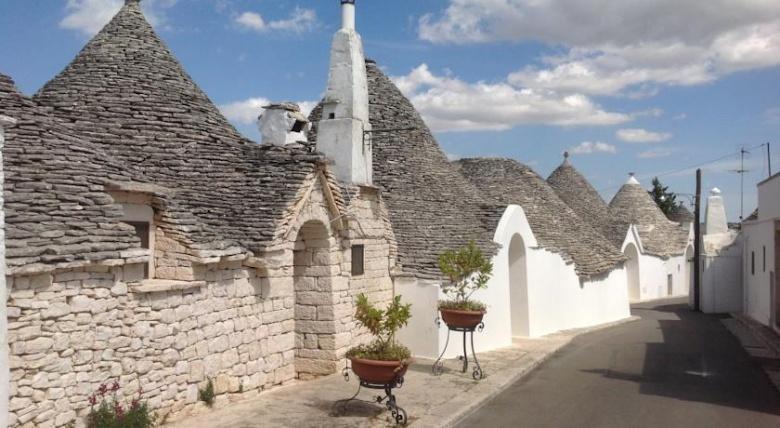 Verblijf in Puglia in een Trullo | Vakantiehuis mogelijkheden bij Alberobello