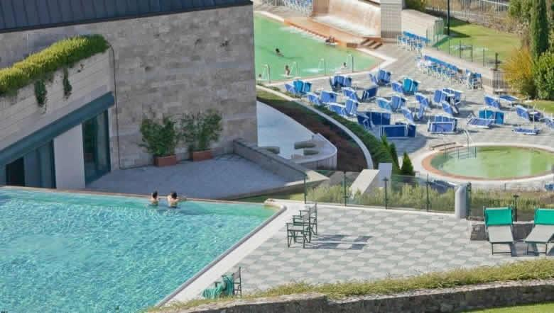 Water and Italian hospitality | IHC a new concept in wellness