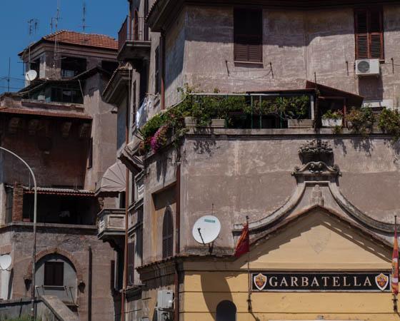 Rome | Ostiense en Garbatella de hippe wijken