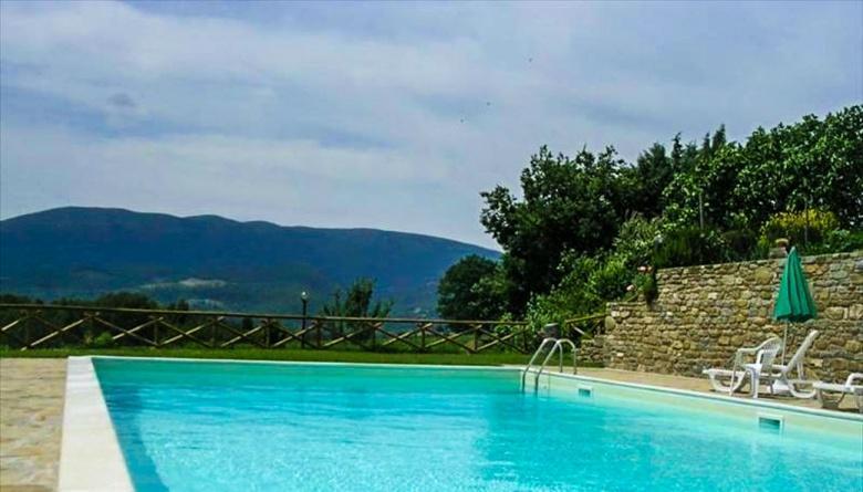 Agriturismo Fattoria di Rigone bij het Trasimeense meer