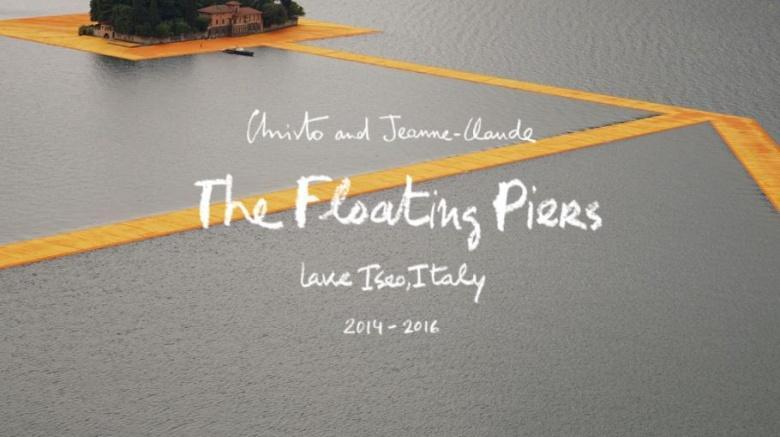 The Floating Piers | Lago d´Iseo