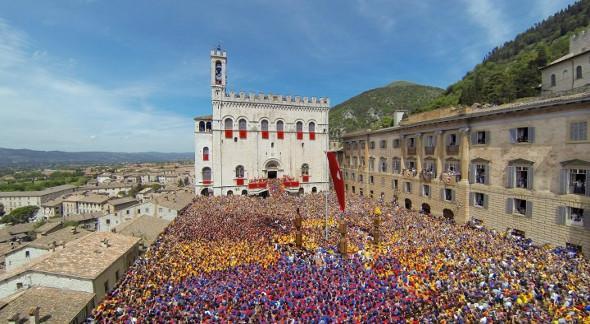Mei - Festa dei Ceri in Gubbio