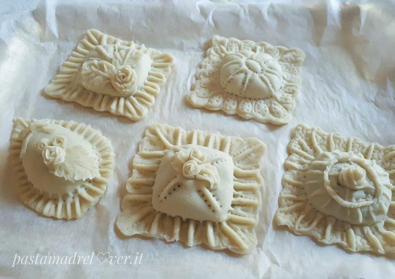 Creatieve Sardijnse koekjes