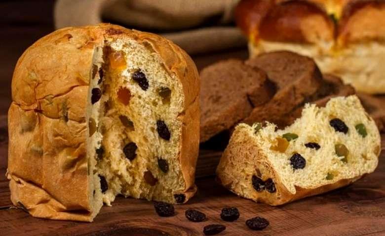 Panettone, kerstbrood uit Milaan
