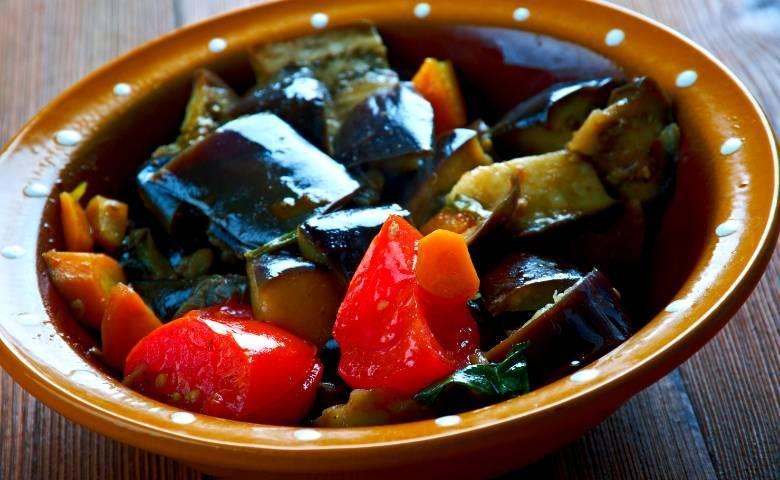 Cilento - Ciambotta, groentengerecht