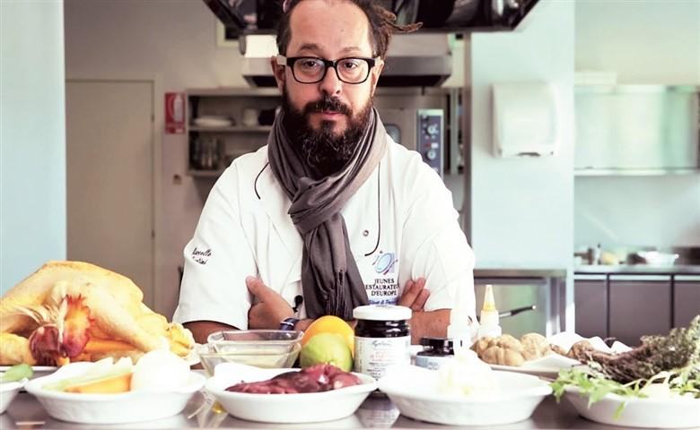 Chef Marcello Trentini