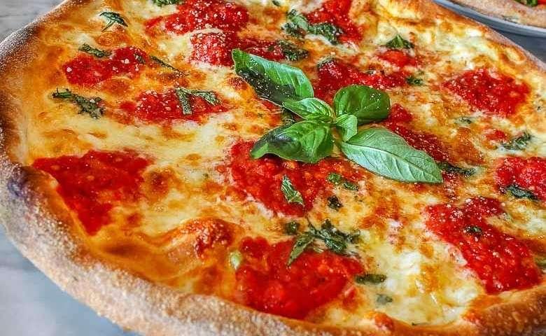 Pizza Margherita uit Napels