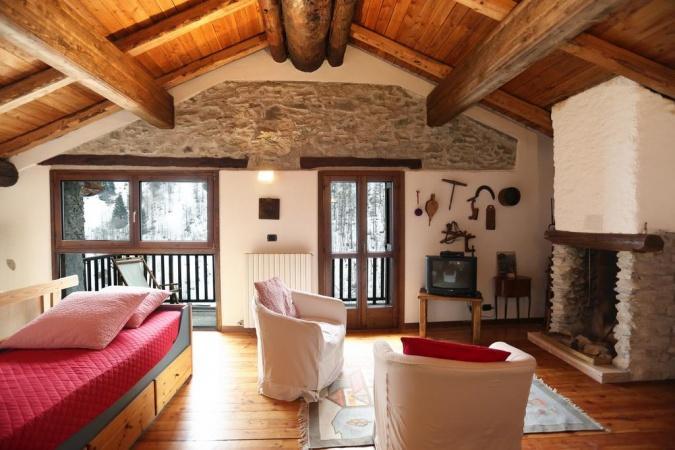 Berghotel en restaurant - goedlopend - Preit/Canosio (Cuneo)