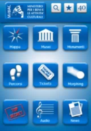 Beni Culturali op de iPad