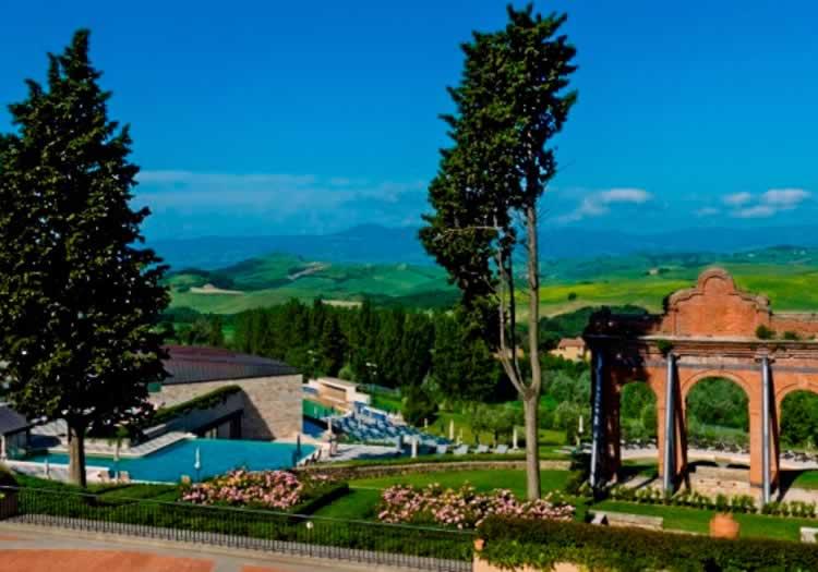 Fonteverde spa resort in Toscane