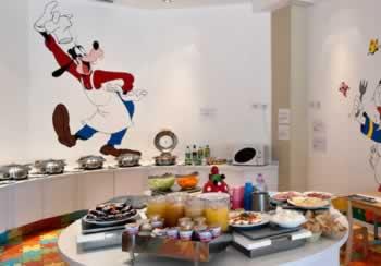 Chia Laguna Resort, Bimbo restaurant voor kinderen