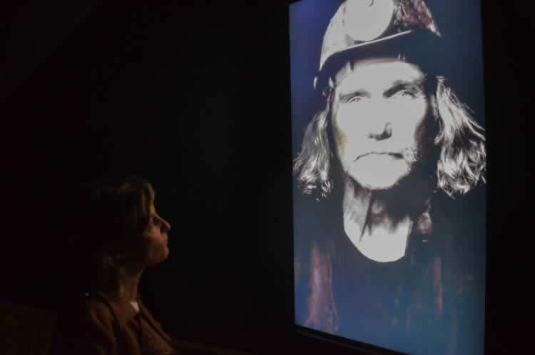 Aangrijpend interactief museum van C-Mine