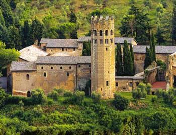 Hotel La Badia in Orvieto