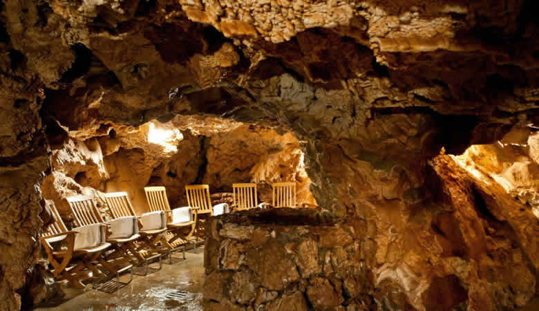 Grotta Giusti in Montecatini Thermen