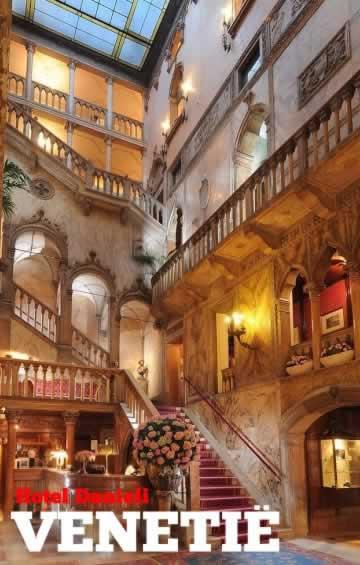 Venetië Hotel Danieli