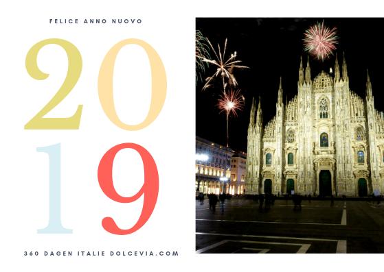 Felice Anno Nuovo - 3 nieuwjaars wenskaarten om gratis te downloaden